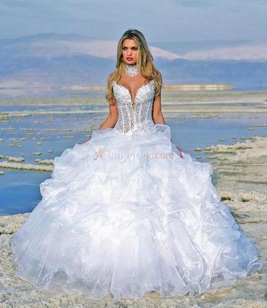 Trajes de novia de gitana