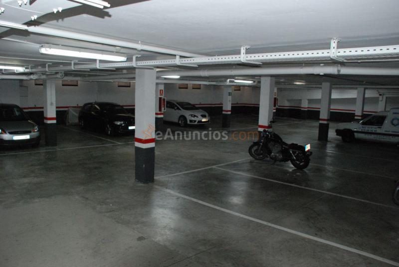 Plaza de garaje en los majuelos 1521445 for Contrato plaza garaje