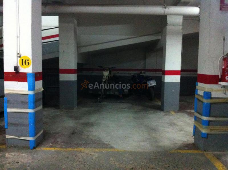 Venta de plaza de garaje 1567425 - Venta de plazas de garaje ...