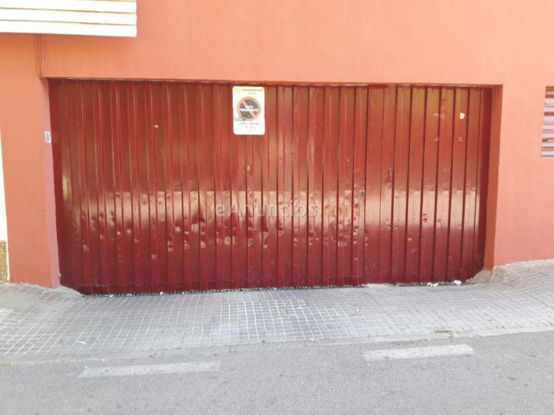 Alquiler de plaza de garaje 1578068 for Anuncio alquiler plaza garaje