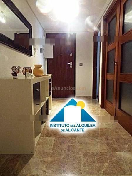 Piso en alquiler en alicante zona centro 1615653 for Pisos alquiler zona chamberi