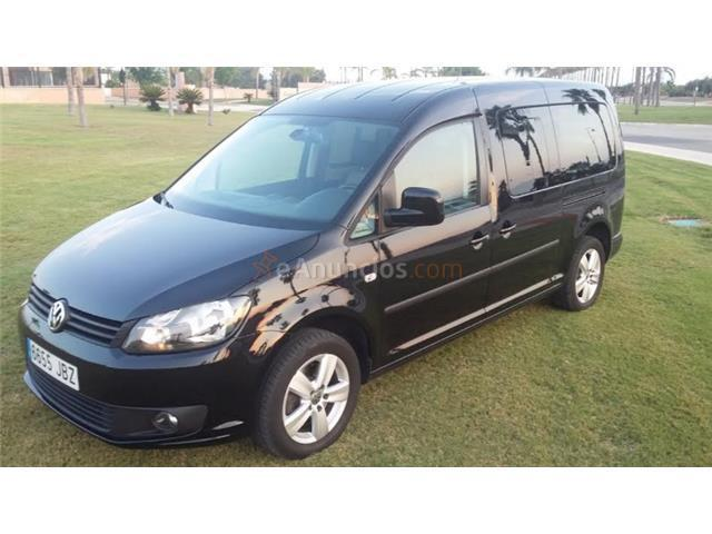 volkswagen caddy maxi 2 0tdi comfortline 1652243. Black Bedroom Furniture Sets. Home Design Ideas